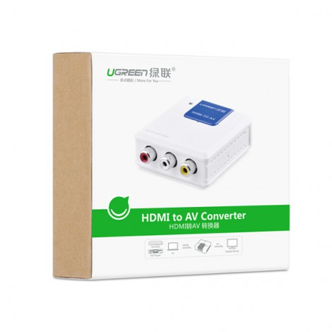 Bộ chuyển HDMI sang AV Ugreen 40223