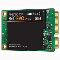 SSD 250GB SAMSUNG 860 EVO mSata (Mz-M6E250BW)