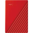 Ổ cứng HDD 1TB WD My Passport WDBYVG0010BRD-WESN