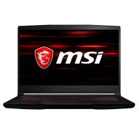 Laptop MSI GF63 Thin 9SCSR-076VN (ĐEN)