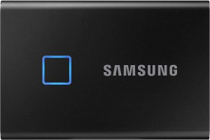 Ổ cứng SSD 500GB SAMSUNG Portable T7 Touch MU-PC500K/WW