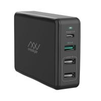 SẠC ĐA CỔNG MACBOOK INNOSTYLE GOMAX PRO 80W (USB-C PD 65W + ...