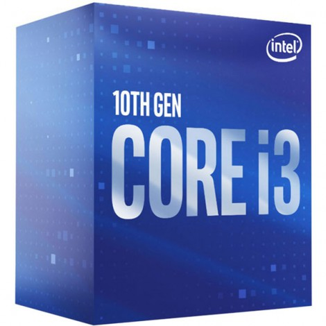 CPU Intel Core i3-10100