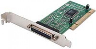 CARD PCI TO PARALLEL