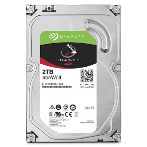 Ổ cứng HDD 2TB Seagate Ironwolf ST2000VN004