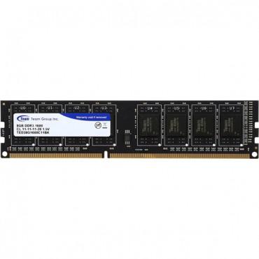 RAM 8GB TEAM Elite Bus 1600 Mhz