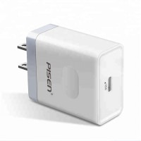 Cốc sạc Pisen Type-C PD Wall Charger (Type-C PD3.0 18W) ...