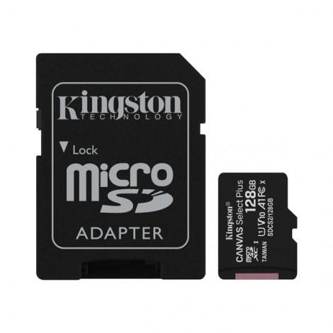 Thẻ nhớ 128GB MicroSDXC Kingston Canvas Select SDCS2/128GB
