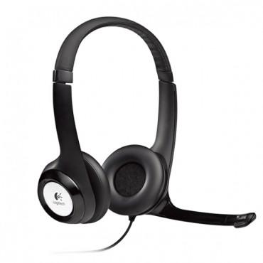 HeadPhone Logitech H390