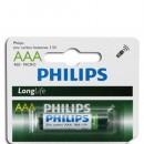 Pin Kẽm AAA Philips R03L10S
