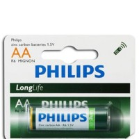 Pin Kẽm AA Philips R6L10S