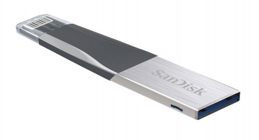 USB 32GB SanDisk iXpand flash drive SDIX40N-032G-PN6NN
