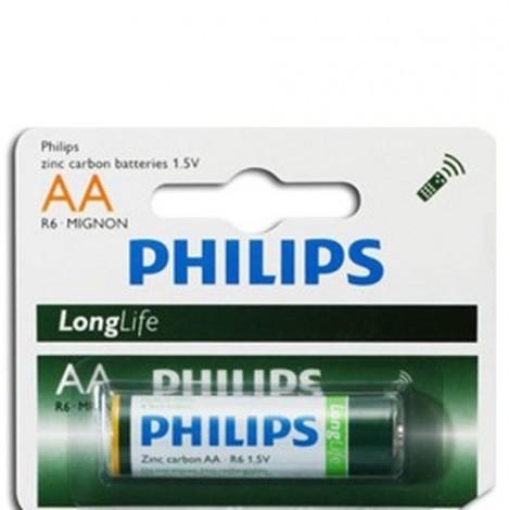 Pin Kẽm AA Philips R6L10S
