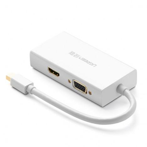 Mini DisplayPort sang HDMI/VGA/DVI Ugreen 20417