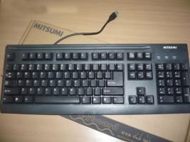 Keyboard Mitsumi USB