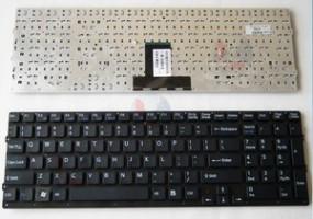 Keyboard Sony EB Đen
