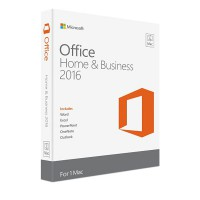 Phần mềm Microsoft Office Mac Home Business 1PK 2016 ...