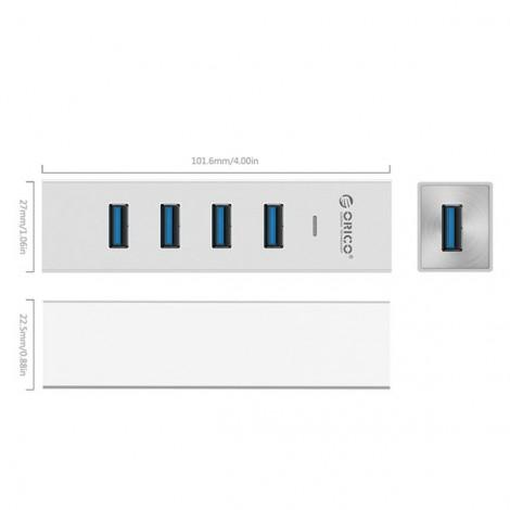 HUB USB Orico ASH4-U3