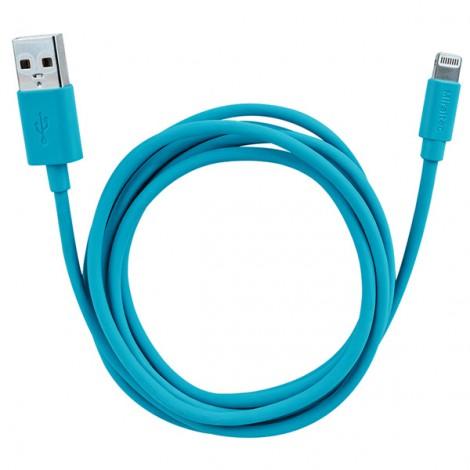 Cable USB sang Lightning Elecom LHC-UAL12CBU-G