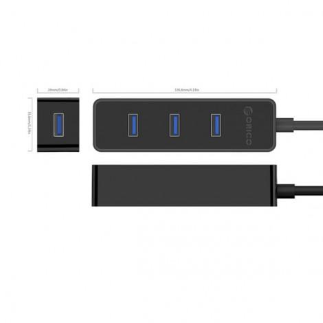 HUB USB Orico W5PH4-U3