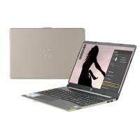 Laptop HP 15s-du0040TX 6ZF62PA (VÀNG)