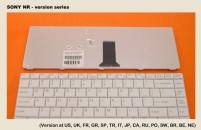Keyboard Sony NR NS