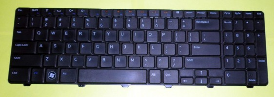 Keyboard Dell 15R