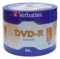 DVD Disk Verbatim 64046 Lốc 50 đĩa