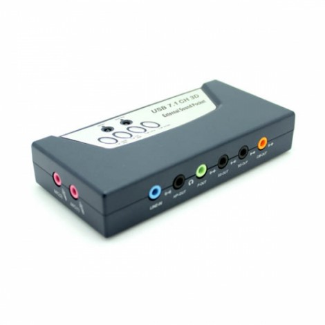 Sound card NEWMB N-US8CH
