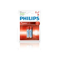 Pin Kiềm (Alkaline) AAA Philips LR03P2B