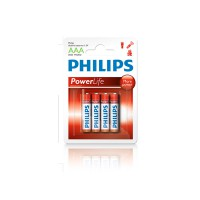 Pin Kiềm (Alkaline) AAA Philips LR03P4B
