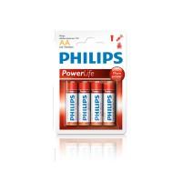 Pin Kiềm (Alkaline) AA Philips LR6P4B