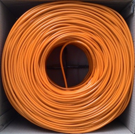 Cable thùng Aipoolink OFC CAT 5E 100m
