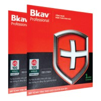 Phần mềm diệt Virus BkavPro 1User/năm