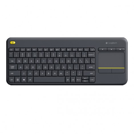 Keyboard Logitech K400 Plus