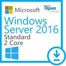 Phần mềm Microsoft Windows Server 2016 9EM-00124