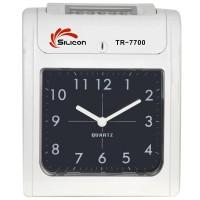 Máy chấm công Silicon TR-7700 (Thẻ giấy)