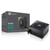 Nguồn Cooler Master MasterWatt 650 SEMI-MODULAR