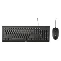 Keyboard + Mouse HP KM100