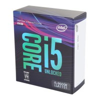 CPU Intel Core i5 8600K