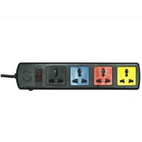 Ổ cắm điện LIOA 4D52N