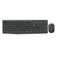 Keyboard + Mouse Logitech MK235