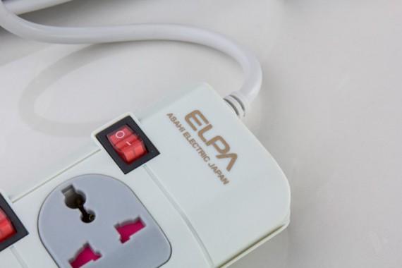 Ổ cắm điện ELPA ESU-HK43