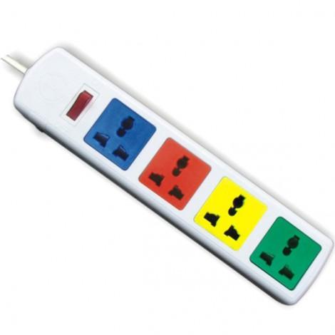 Ổ cắm điện LIOA 4D32WNUSB
