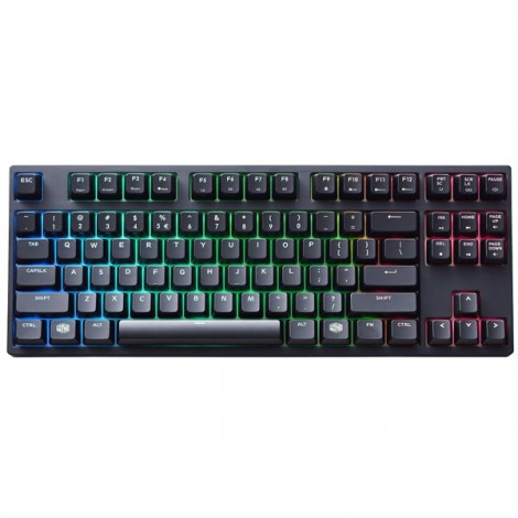 Keyboard Cooler Master MASTERKEY PRO S(Brilliant RGB lighting)