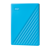 HDD 4TB WD My Passport WDBPKJ0040BBL-WESN