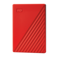 Ổ cứng HDD 2TB WD My Passport WDBYVG0020BRD-WESN
