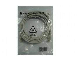 Cable mạng Kingmaster bấm sẵn 10m