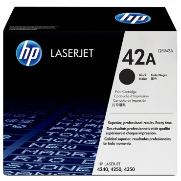 Mực in Lazer HP Q5942A