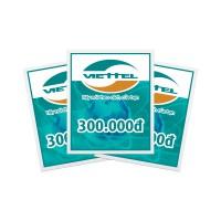 Thẻ cào điện thoại Viettel 300